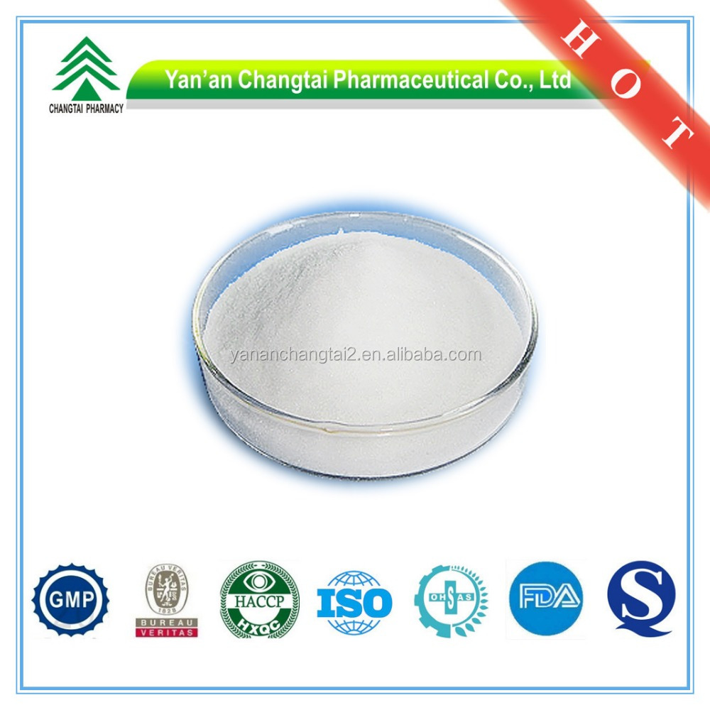 GMP Factory Supply Organic Metformin HCL