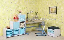 L.Doctor Brand High quality blue kids cupboard