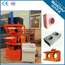 Interlock brick making machine SYN1-5 model high quality and good performance