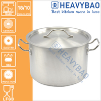 encapsuled bottom stock pot