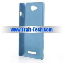 Matte Hard Case PC Cover for Sony Xperia C S39h C2305