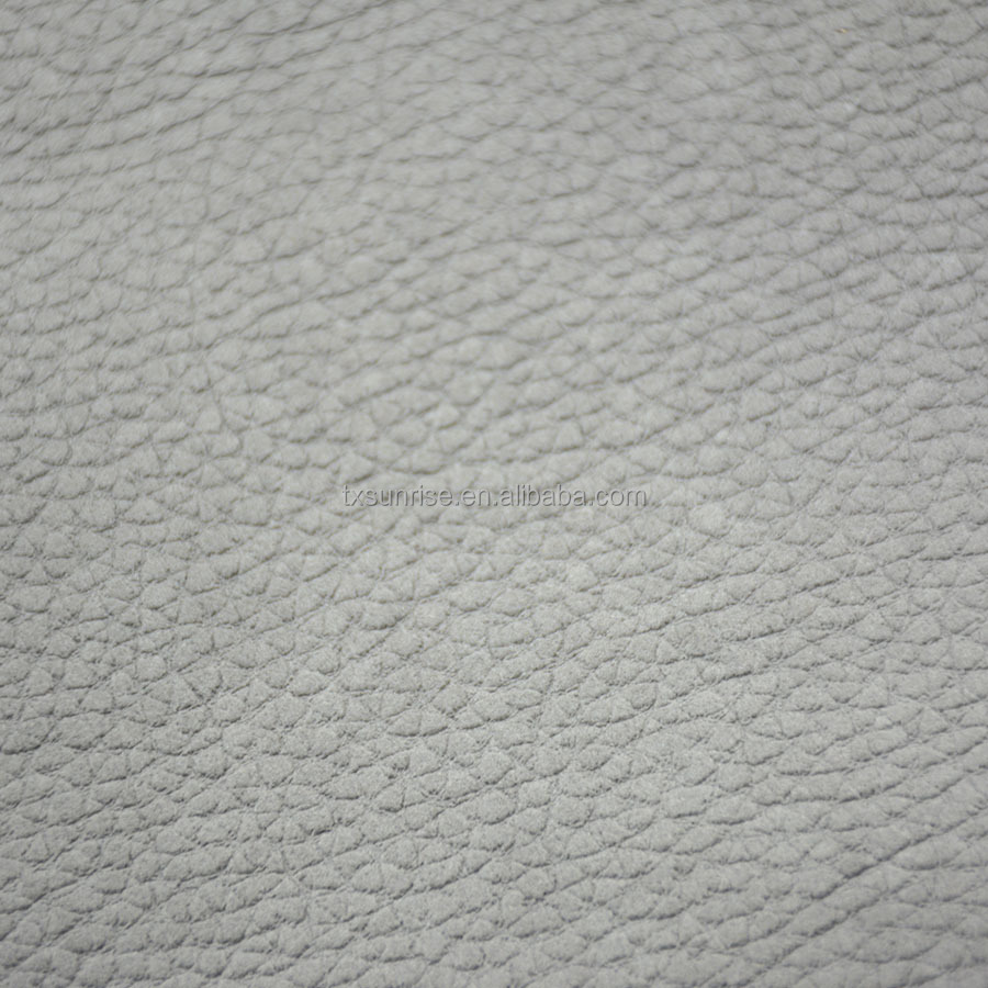 Upholstery textile and PU similar leather fabric for sofa set