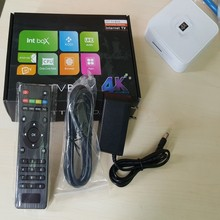Accept OEM/ODM ECDREAM Vi7 S912 2G/8G OTT/STB smart android tv box webcam with skype tv box