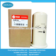 Gold factory new high pressure hydraulic oil filter ELM01042