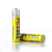 quality and safety control battery 1.2v 600mah small battery aaa nimh rechargeable batteries cell