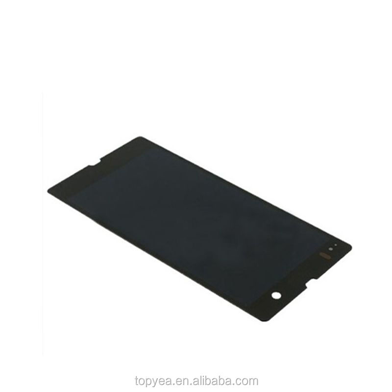 High Quality Touch screen lcd Assembly Replacement LCD for Sony Z L36