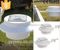 Popular solar powered led fence light