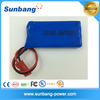 Portable rechageable 7.2v aaa 800mah ni-mh battery pack for laptop