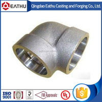 High Pressure Forged Steel Pipe Fittings 3000lbs