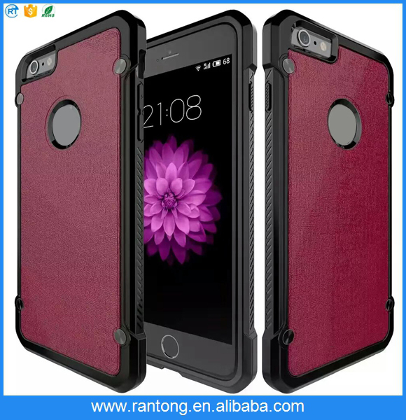 China Supplier For Apple Iphone 5 5s PC TPU Cell Mobile Phone Back Covers
