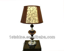 metal art table lamp Model T7562 hot sell in Africa and South America