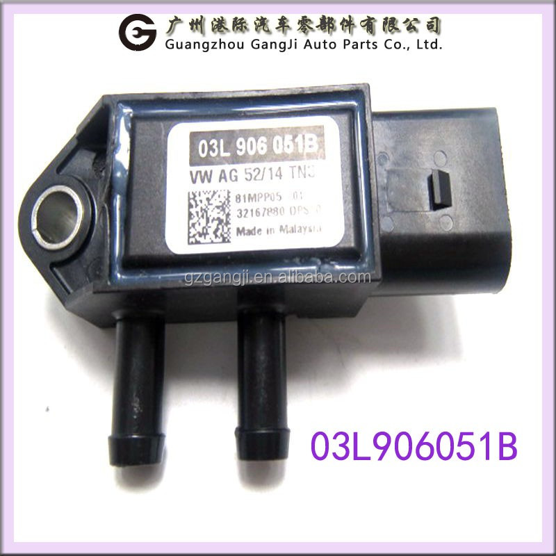 Aftermarket Parts For Cars 03L906051B Pressure Sensor