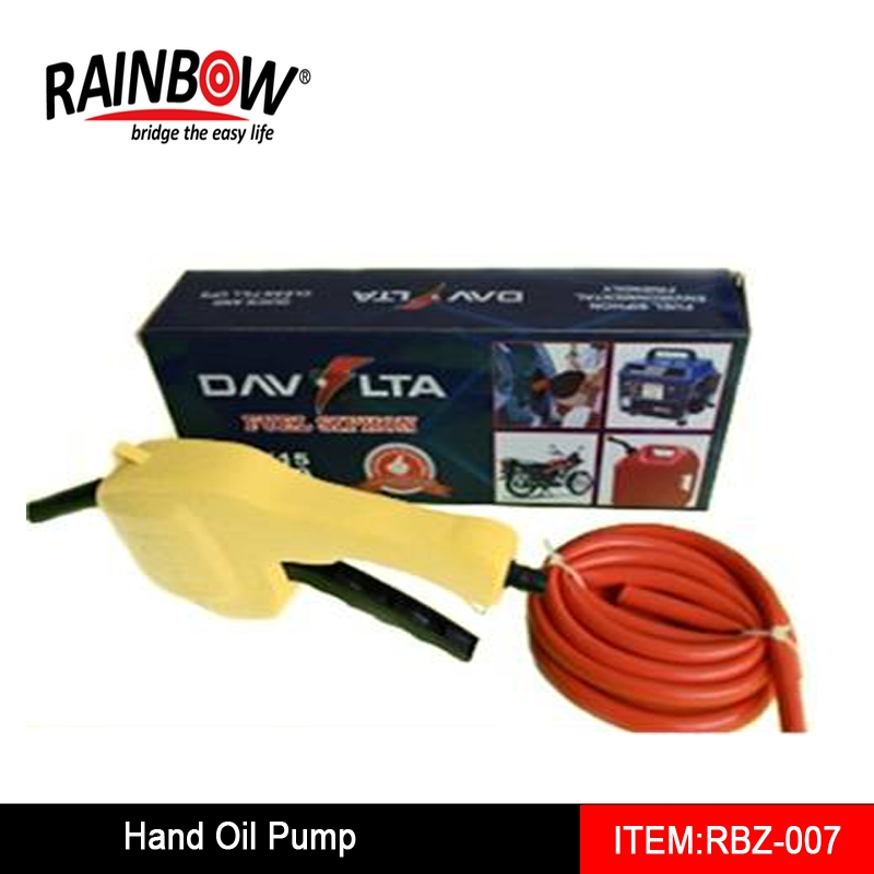 RBZ-007 Battery - powered hand operated Oil Pump