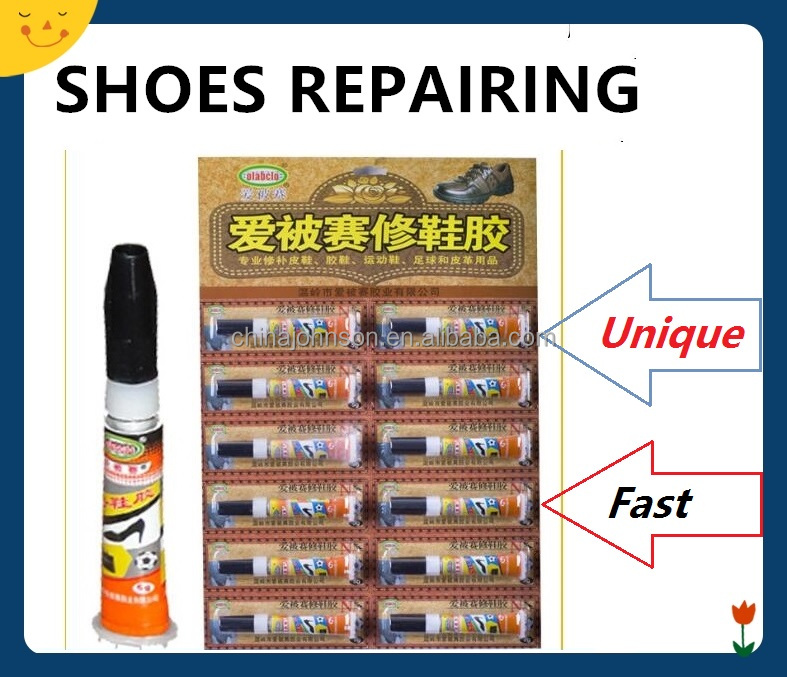 Shoes glue for shoes super good quality liquid shoe glue standing aluminum tube