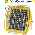 HLG meanwell driver gas station ATEX IP68 UL cUL DLC 120W explosion proof led lighting