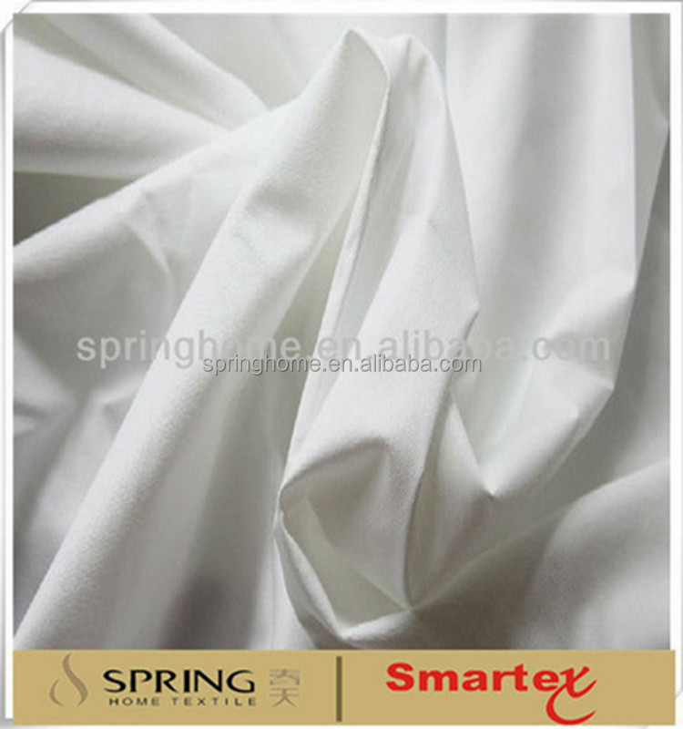 Cheap and breathable terry bamboo waterproof fabric