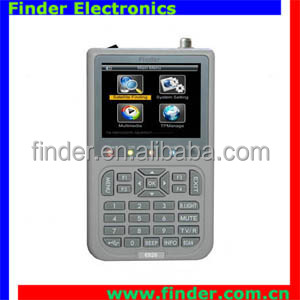 2014 new product satlink ws-6926 dvb-s dvb-s2 digital satellite meter receiver