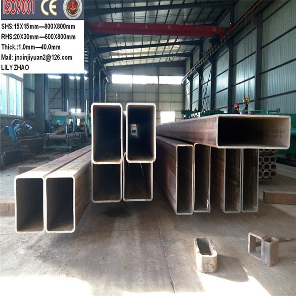 STKR 400,STKR 490 Square Steel Pipe for Lashing Bridge