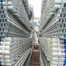 Gi pipe ! tubo de acero galvanizado light galvanized steel pipes