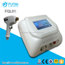 Beauty Salon Equipment 600W Portable Fast Permanent Hair Removal 808nm Diode Laser Machine