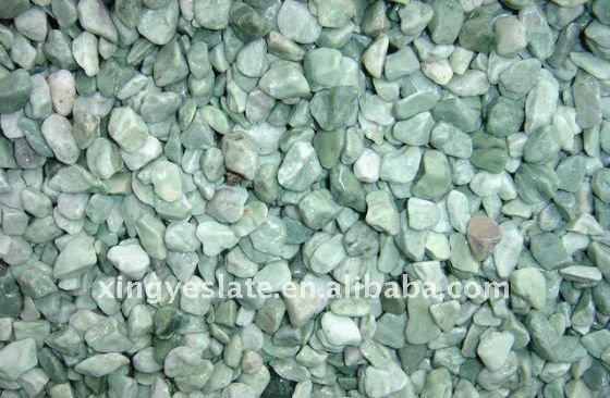 Sea Green Pebbles Paving Stone