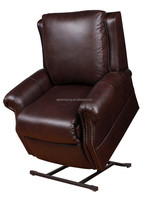 Motorized recliner\lift Mechanism sofa\leisure sofa\genuine leather sofa