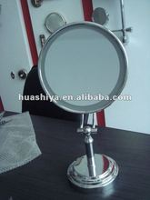 HSY-5009 battery light magnifying shaving led flexible mirror