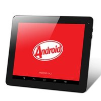 E-Ceros revolution android 4.4 kitkat tablet.-8000 mAh battery, 9.7 inch retina screen, 2GB Ram , Quad core 1.6 GHz CPU