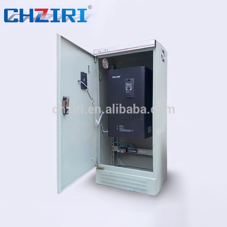 Frequency Converter control cabinet, inverter plc electrical control cabinet