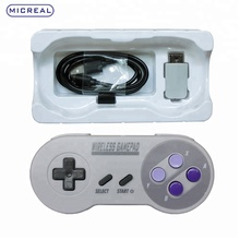 2018 Raspberry Pi wireless USB gamepad Classic SNES Mini Controller For Nintendo Edition System