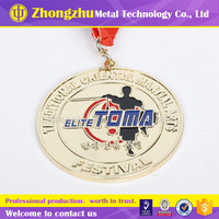 Top sell factory price custom sport medal made in china