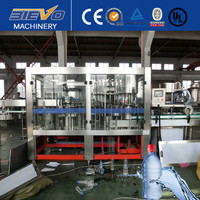 Complete Automatic Water Bottling Filling plant