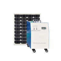 100W Powerful Off Grid Home Solar