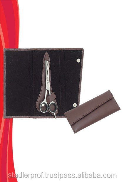 Scissors case small wallet size scissor case with two magnetic snaps