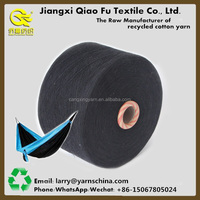 Regenerated/Recycled Cotton Polyester Hammock Yarn Open End Yarn Price