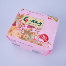 oem disposable naval girl sanitary products in bulk certified organic cotton sanitary pads