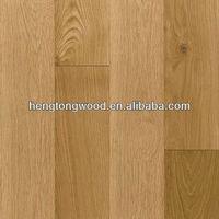 white Oak unfinished hardwood Flooring, Teak hardwood flooring RLX127X15mm/2.0