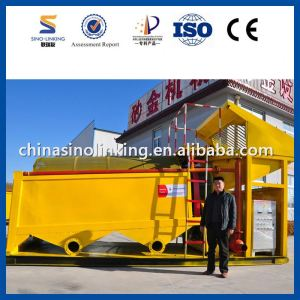 Hot sale Gold washing and diamond mining machines for sale