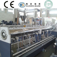 recycling PP/PE film single screw extruder for Asian country