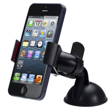 Universal Car Holder Windshield Adhesive Mobile Phone 360 Degree Rotating Mount Holder Suction cup holder For Cell Phone