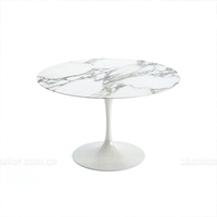Best Price Best Selling Tulip Round Side Dining Table