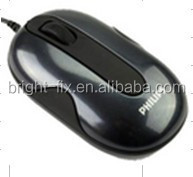 2015 best selling full size ergonomic 3D 2.4g wireless optical mouse with 1600DPI