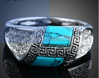 2016 new fashionable vintage ring with kallaite