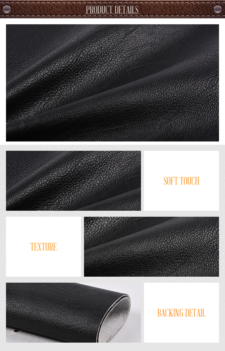 Manufacturer Custom Pvc Stationery Synthetic Leather