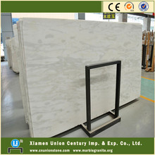 Grey veins royal white marble