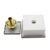 13cm New Square Nickle Brush Finish Body Spray Body Jet Shower Jet Wall Mount For Bathroom