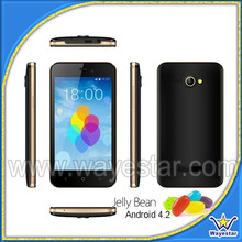 Cheap Buy Phone Android 4.3 inch 480x800 GSM 2G Quadband Dual Core 4G Rom Bluetooth