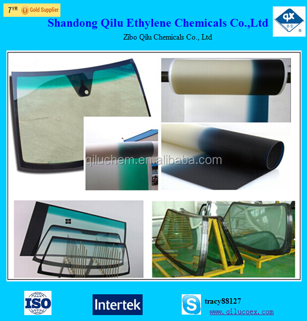 China competitive price pvb bullet proof window film factory with ISO standard