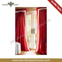american sateen window curtain from Hangzhou