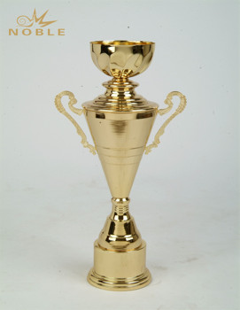 Custom Gold Trophy Metal Bowl Sport Cup Trophy